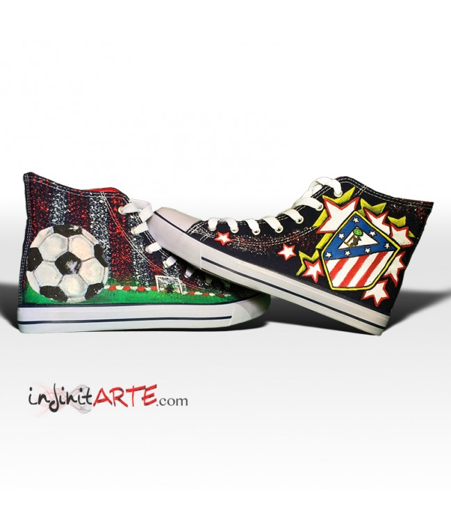 Atlético de Madrid Sneakers