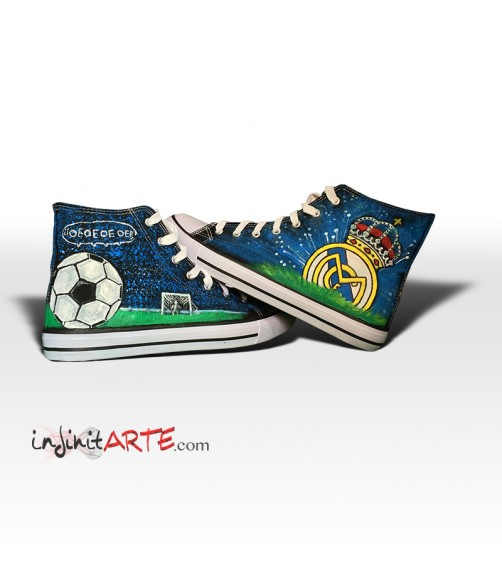 Real Madrid Sneakers
