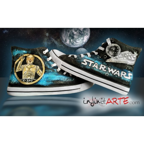 Sneakers Star Wars