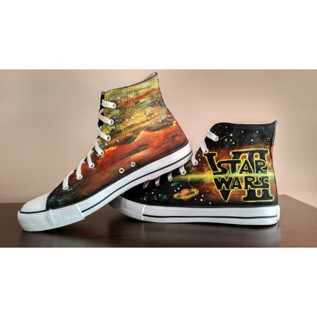 Star Wars VII Shoes