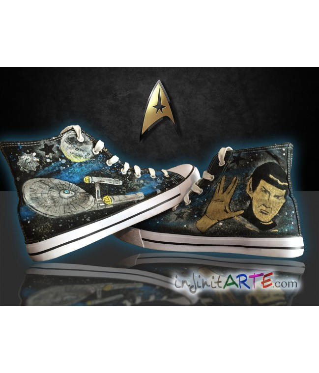 Zapatillas Star Trek